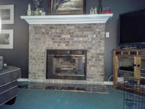 Fireplace Before DVL Insert