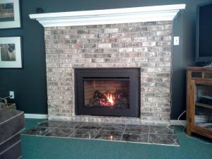 Fireplace After w/DVL Insert GSR2