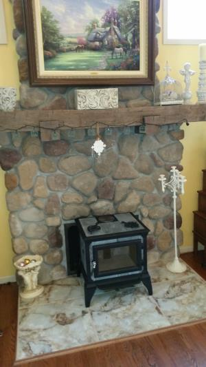 Hearthstone Castleton-Hearth Mounted