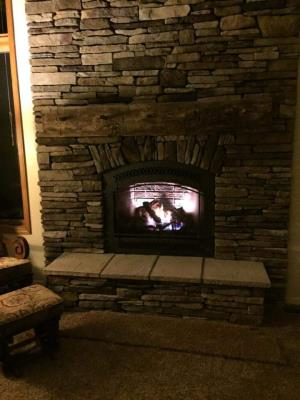 864TRV by Fireplace Xtrordinair