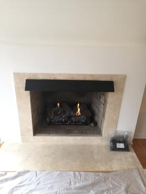 Empire 24 Inch Vent Free Sassafras Gas Logs With Slope Glaze Burner