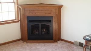 Empire Breckenridge Deluxe Flush Face Firebox With 18 Inch Vent Free Sassafras Gas Log Set With Slope Glaze Burner
