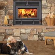 Fireplace repair service in Romeo MI