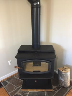 Avalon Olympic Freestanding Wood Stove
