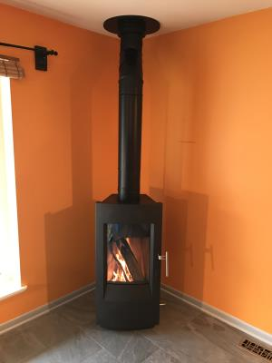 Hearthstone Tula Wood Burning Stove