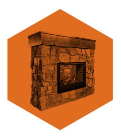 Hearth Stove Fireplace Grill Patio Romeo Mi Emmett S Energy
